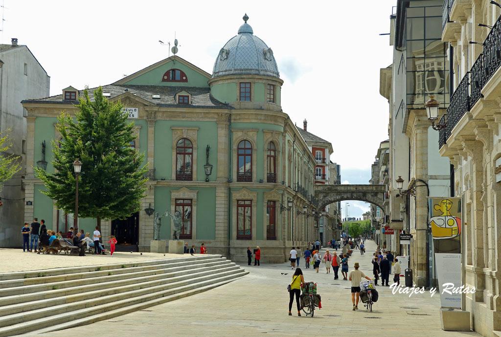 Círculo das Artes de Lugo
