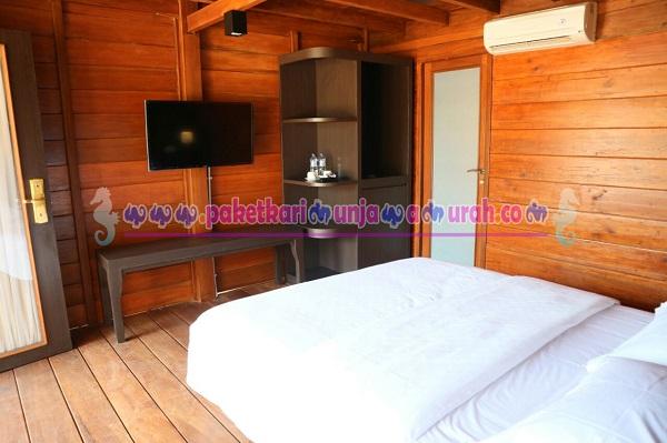 foto kamar hotel java paradise karimun jawa
