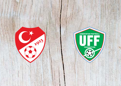Turkey vs Uzbekistan - Highlights 2 June 2019