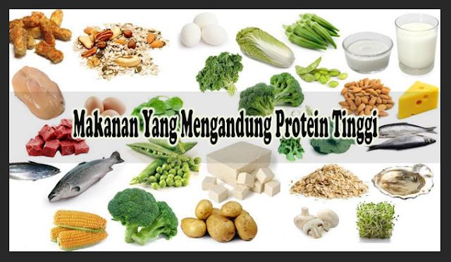 Tubuh manusia membutuhkan makanan yang mengandung protein tinggi untuk pertumbuhkan otot. Sumber protein tinggi akan membantu mendapatkan asupan asam amino dan nutrisi lain yang penting untuk tubuh. Beberapa manfaat lainnya adalah untuk menjaga keseimbangan PH asam dan basa tubuh, dan manfaat lain adalah untuk membuat cadangan energi dan makanan dari dalam tubuh. Dan berikut Kang Arif berikan 20 makanan yang mengandung protein tinggi yang baik untuk kesehatan.