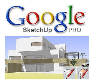 Berkreasi Dengan Google SketchUp untuk Arsitektur 3D