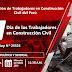 25 DE OCTUBRE: DÍA DE LOS TRABAJADORES EN CONSTRUCCIÓN CIVIL