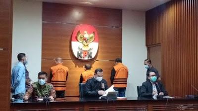 KPK Resmi Tetapkan Gubernur Sulsel Nurdin Abdullah sebagai Tersangka