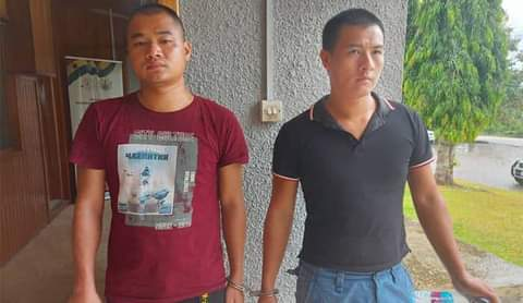 Two Chinese citizens have been arrested for illegal mining in Wassa East District, Ghana