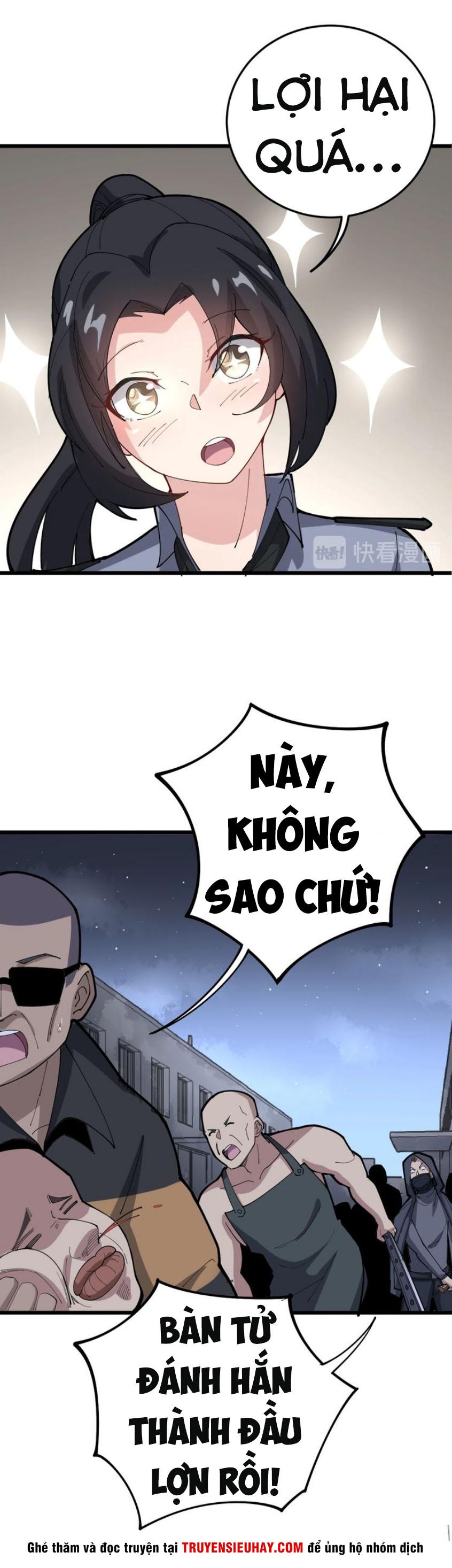 Độc Thủ Vu Y Chapter 67 - Trang 17