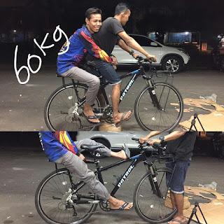 Rack Touring Majuroyal 60KG