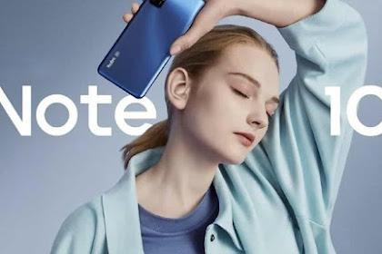 Harga dan Spesifikasi Xiaomi Redmi Note 10 Dengan Jaringan 5G
