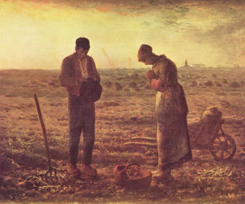 the life and works of jean francois millet They would have nine children and remain together for the rest of millet's life 125 works by jean-françois millet jean-francois millet.