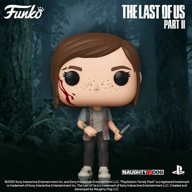 The Last of Us Part II - Funko POP