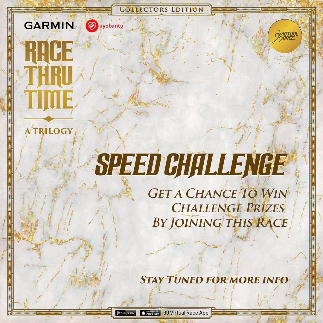 Speed Shallenge � Race Thru Time - A Trilogy ! Seri I: Speed - The Hourglass • 2021