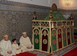 الحضارات الإسلامية بالمغرب