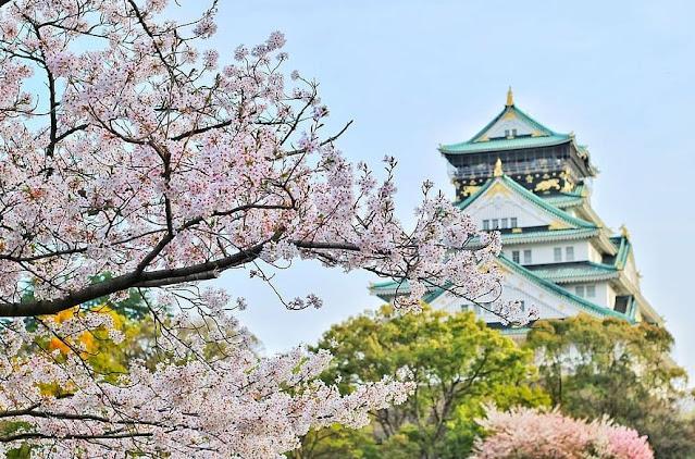 4. Osaka di Jepang