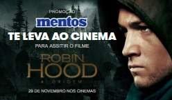 Promoção Mentos Te Leva Ao Cinema Hobin Hood A Origem Assistir Filme - Compre Ganhe