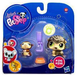 Littlest Pet Shop Pet Pairs Hedgehog (#1321) Pet