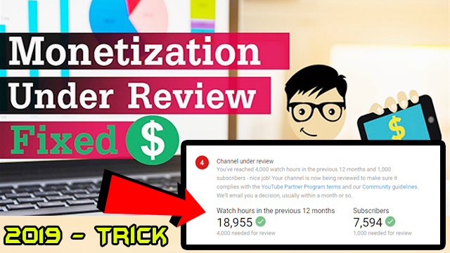 Monetization Under Review