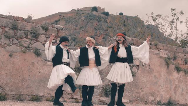 """""""Ελευθερία"""": Συγκινητική ταινία του 2ου Δημοτικού Σχολείου Ναυπλίου για 200 χρόνια από την Ελληνική Επανάσταση (βίντεο)"""