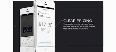 Uber: Jasa Transportasi Berbasis Aplikasi