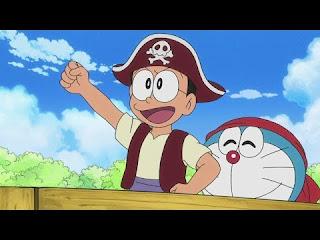 Doraemon movie#bahasa Indonesia#Petualangan Nobita yang penuh misteri di hutan Afrika