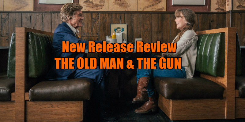 the old man & the gun review