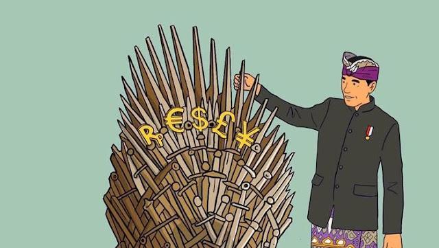 Ekonomi Dunia Layaknya Game of Thrones, Ini yang Perlu Diwaspadai