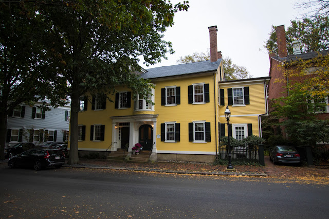 Chestnut street-Salem