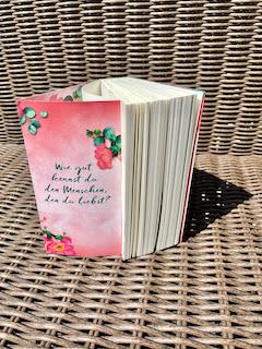 """piękne niemieckie wydanie, """"Ein ganzes Leben lang"""" Rosie Walsh, fot. paratexterka ©"""