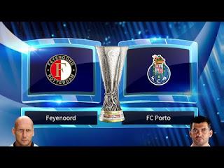LIVE MATCH: Feyenoord Vs Porto UEFA Europa League 03/10/2019