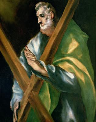 Imagem de Santo André, pintura, #1