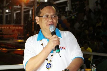 caraga regional athletic meet 2014 tandag city gym