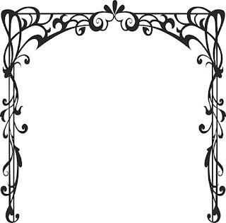 Bordes Decorativos Bordes Para Invitaciones De Boda