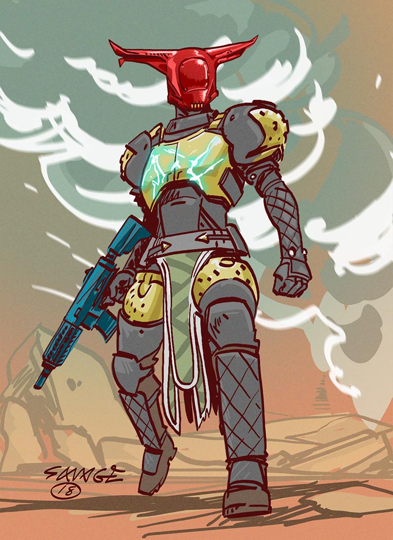 Rhodes the Titan