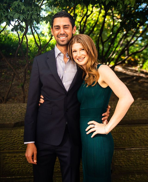 Bill Gates daughter, 23, is engaged to Egyptian showjumper boyfriend, 28, after romantic proposal