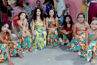 Comunidade do distrito de Palmatória prestigia Arraiá da ONG PACC