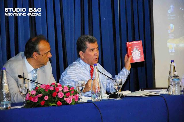 Ενημερωτική εκδηλωση για τα εργασιακά με τον Αλέξη Μητρόπουλο στο Εργατικό Κέντρο Ναυπλίου