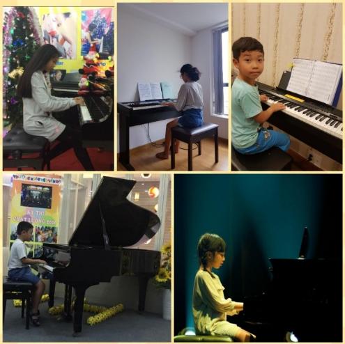 Lớp nhạc Annah tại Quận 2, TP. HCM
