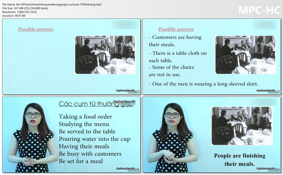 Video và tài liệu học TOEIC thần tốc dành cho người mất gốc