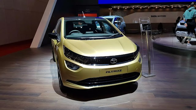 Production-spec Tata Altroz spied testing earlier than its Bharat launch.- Teamstechnology