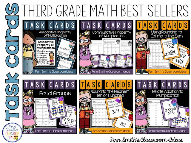 It's the Big, Big, Big TpT Sale! Use code LoveTpT when checking out of my store, Fern Smith's Classroom Ideas, for 28% off Tuesday and Wednesday.