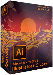Adobe Illustrator CC 2017 32-Bits Multilinguagem Box Capa