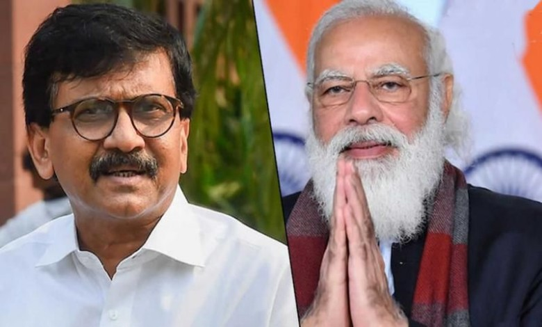 Modi's name is enough, there is no face to fight against him, it is difficult to lose him: Sanjay Raut