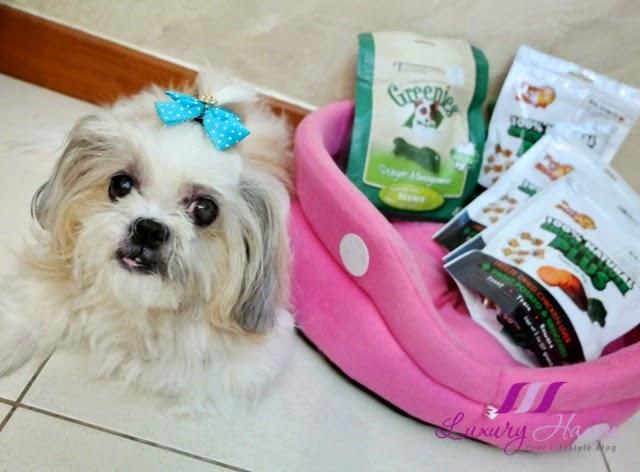 vitacost greenies dental chews pet shape treats review