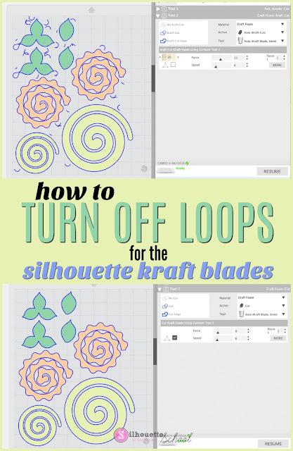 silhouette kraft blade, 2mm kraft blade, 3mm kraft blade, silhouette 101, silhouette america blog