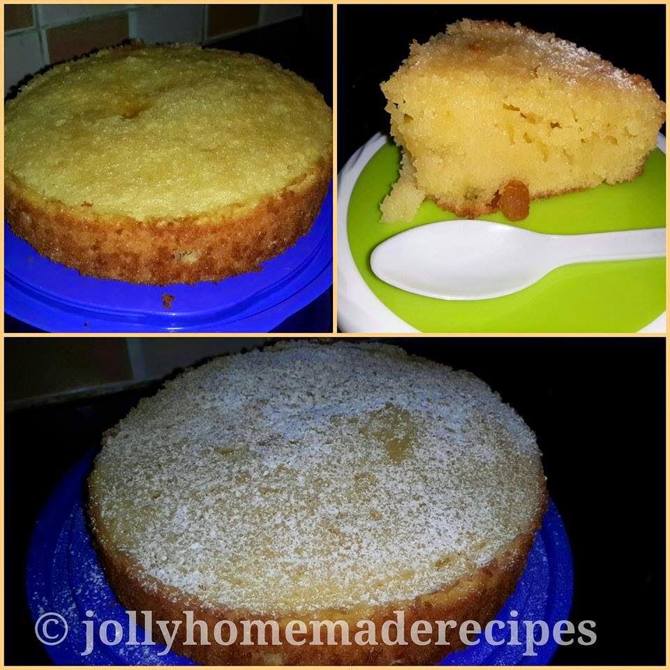 Orange Chiffon Cake Joy Of Baking