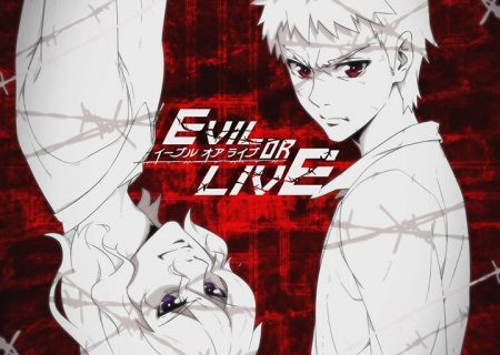 EVIL OR LIVE , Haoliners Animation League , Psychological, School , Anime , HD , 720p , 2017 , On Going