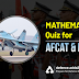 Mathematics Quiz for AFCAT and INET: 22 Dec 2019