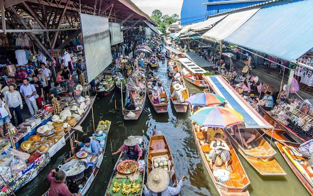 Du Lịch Thái Lan Tết 2017 - Du Lịch Thái Giá Rẻ 2017 Thái Lan 5N4Đ