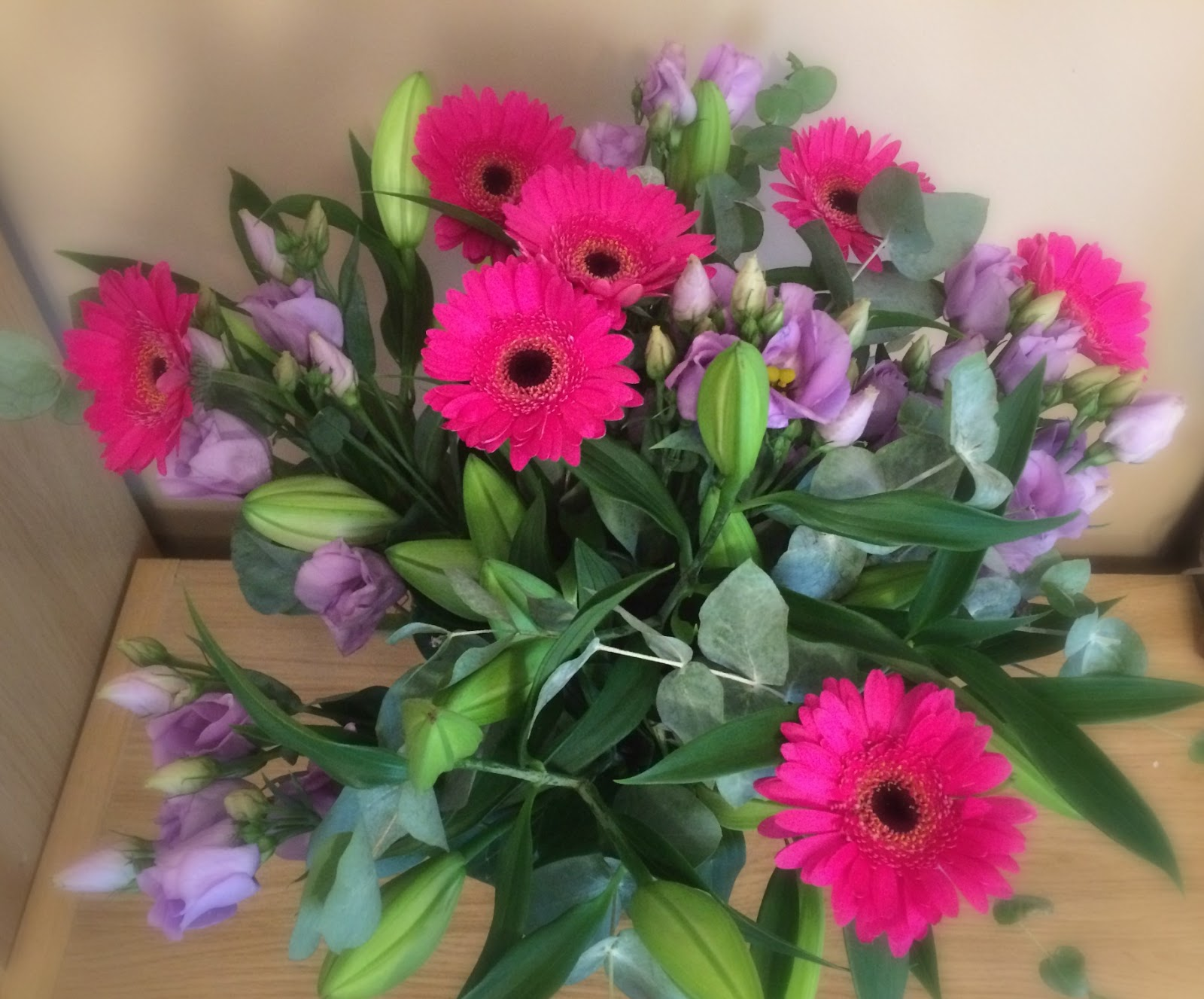 A Beautiful Bouquet from Prestige Flowers - Review - Raisie Bay