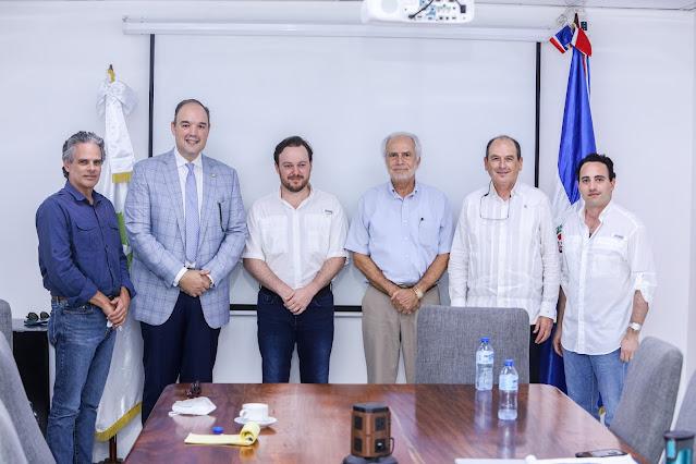 CAC recibe visita de Embajador Israelí Daniel Biran Bayor