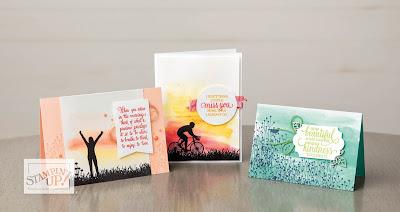 Stampin' Up! New Catalog Sneak Peek: Enjoy Life stamp set