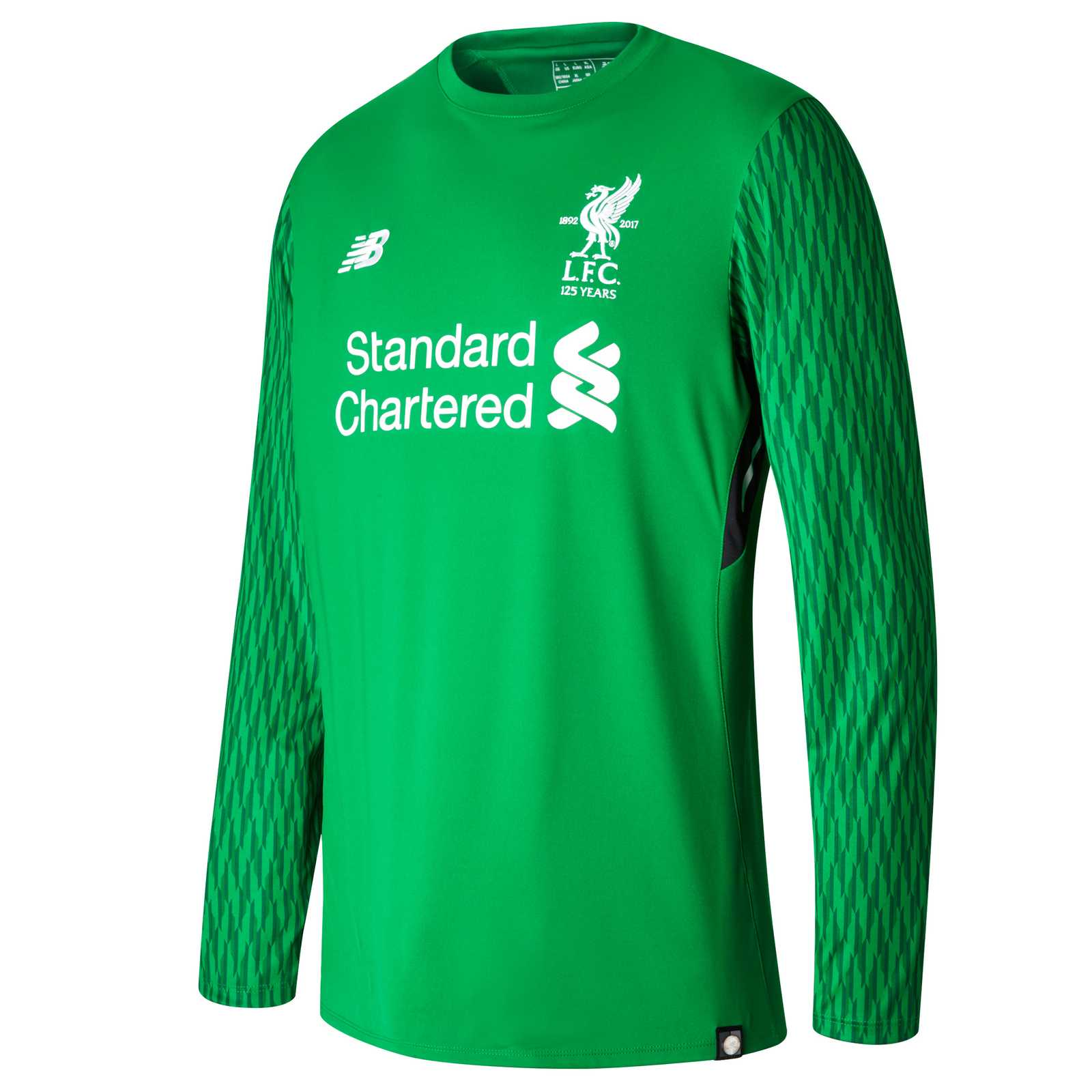 Liverpool 17-18 Goalkeeper Kit Revealed